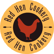 Red Hen Cookery Logo